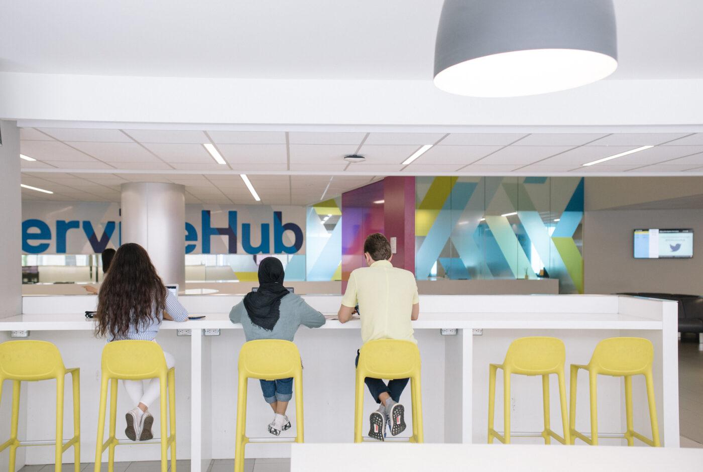 Ryerson University Service Hub